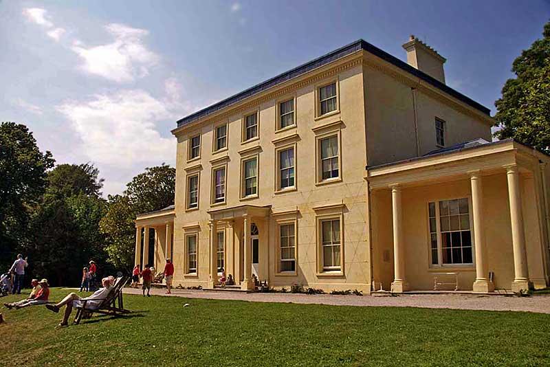 Greenway Gardens Sommerresidenz Agatha Christies