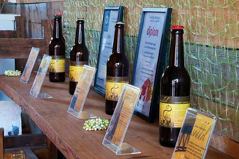 Preisgekröntes Bier