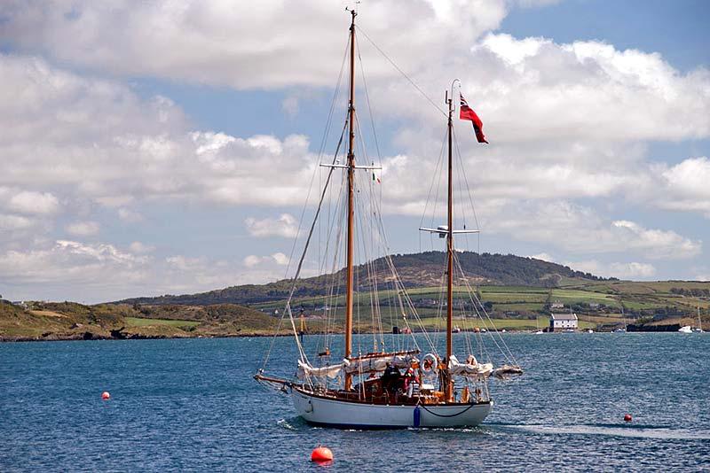 Die Insel schenkt ihren Besuchern Energie