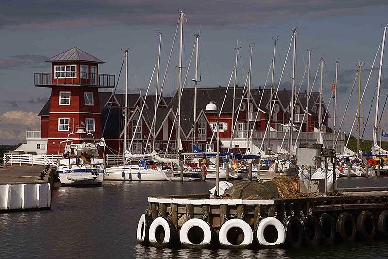Bagenkop südlichste Stadt der Insel Langeland