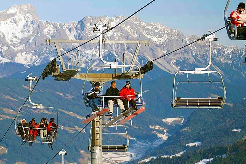Skiliftanlage